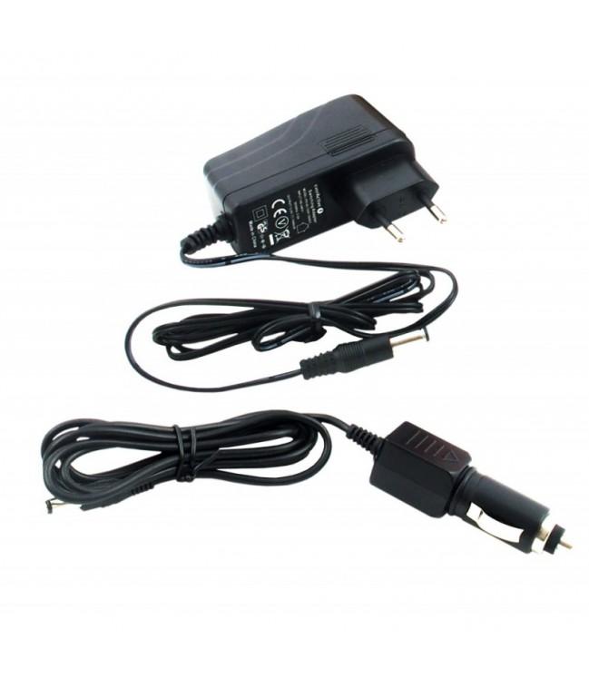 12 gab. bateriju lādētājs everActive NC-1200 NC1200