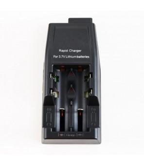 18650 akumulatora lādētājs