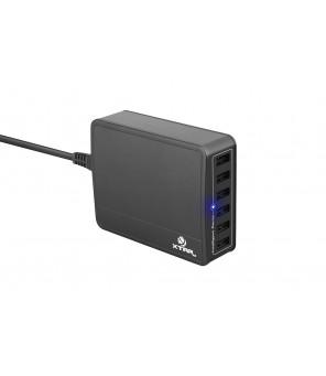 6 portu USB lādētājs  XTAR SIX-U