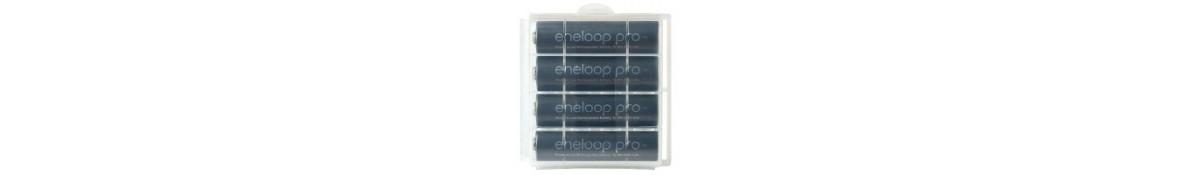 Lādējamās baterijas AA akumuliatori