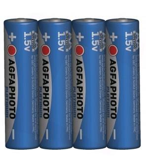 AA sārma baterijas (4 gab.) AgfaPhoto Platinum