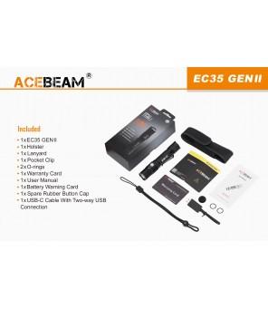 AceBeam EC35 GEN II lukturitis