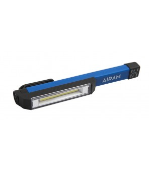 AIRAM lukturis 200lm ar 2 magnētiem