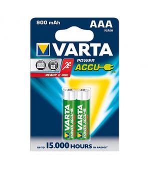 Akumuliatori Longlife Accu AAA 900 mAh (2gab) VARTA 56713