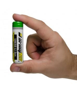 Armytek 18650 3200mAh baterija
