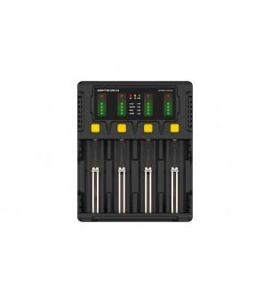 Armytek Uni C4 universāls akumulatora lādētājs
