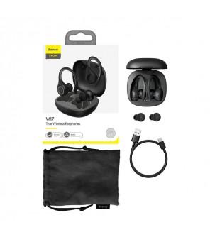Baseus W17 austiņas sportam TWS, Bluetooth 5.0