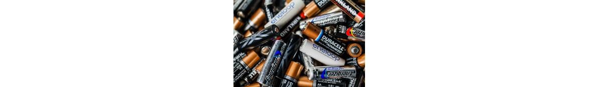 Baterijas, akumulatori, elementi