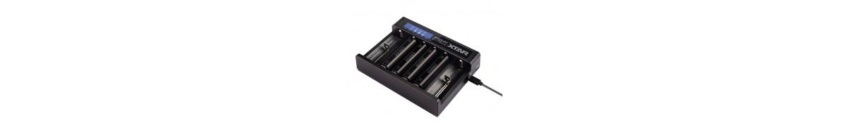 Akumulatori, baterijas lādētāji
