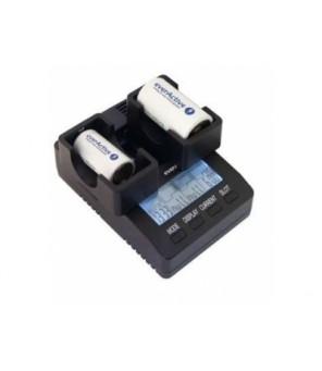 Adapteris D un C baterijām