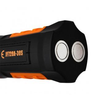 Darba lampa 30 SMD-LED 50cm, uzlādējama