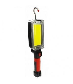 Darba lampa LED COB 700lm ar akumulatoru