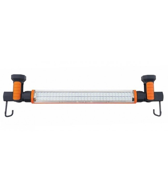 Darba lampa uzlādējama 60 SMD-LED 75 CM