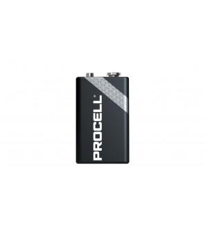 Duracell Procell 9V baterija 6LR61, 10 gab