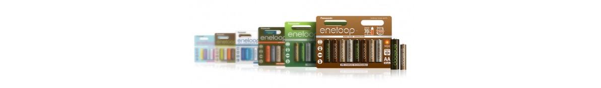 Eneloop baterijas