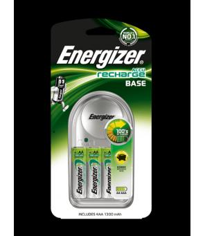 Energizer Base bateriju lādētājs