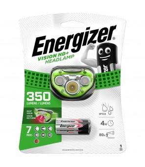 Energizer Vision HD + 350lm galvas lukturis