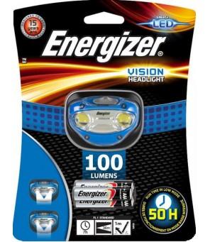 Energizer VISION Headlight lukturis