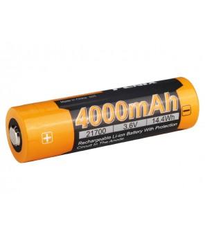 Fenix ARB-L21-4000P 21700 4000mAh 3,6 V aizsargāts akumulators