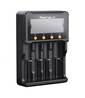 Fenix ARE-C2+ bateriju lādētājs