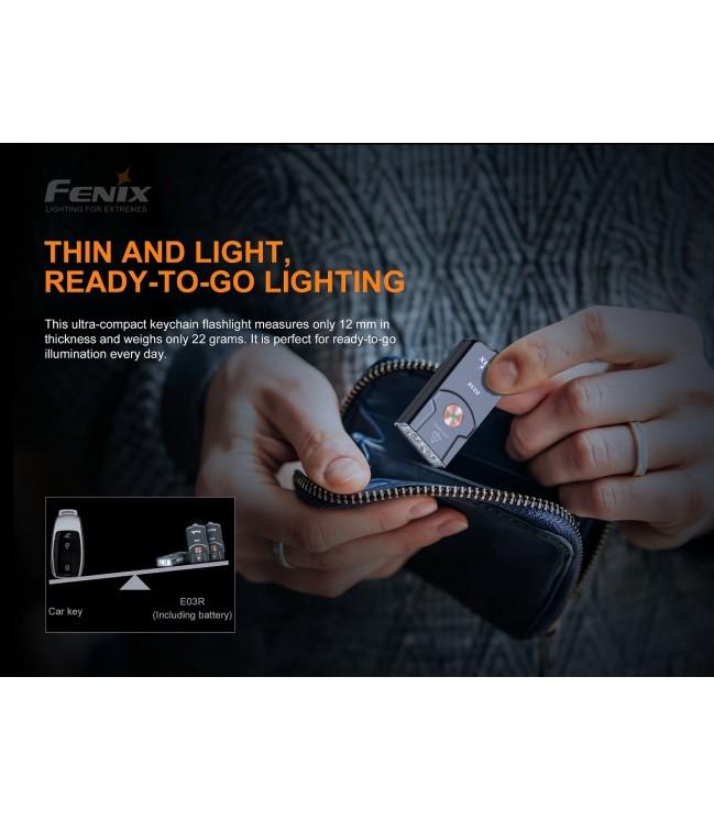 Fenix E03R lukturis
