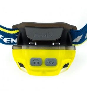 FENIX HL26R darbojas lukturis, dzeltens