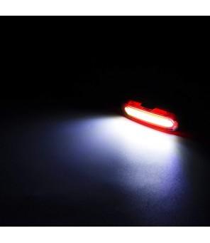 Aizmugurējais velosipēda lukturis