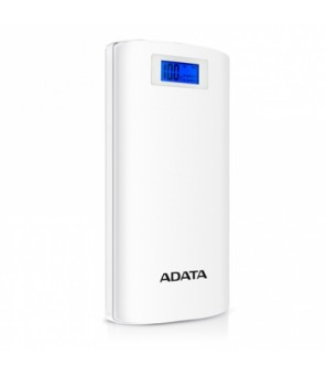 Ārējais akumulators ADATA P20000D 20000mAh ar lukturīti