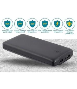 Ārējais akumulators everActive EB-20K 20000mAh