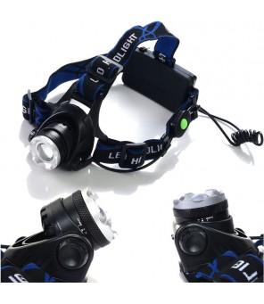LED galvas lukturis ZOOM L3 U3