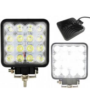 LED gaisma 12V 48W 16 LED