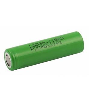 Litija jonu akumulators 18650 LG MJ1 3500mAh