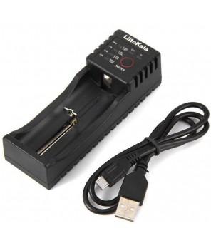 LiitoKala Lii-100 baterijas lādētājs