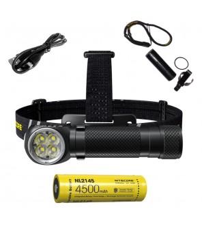 Nitecore HC35 uzlādējams lukturis 2700lm