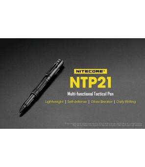Nitecore NTP21 taktiskā pildspalva