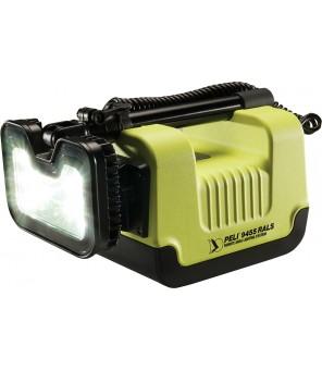 PELI 9455Z0 ATEX Zone 0 pārnēsājama mobilā apgaismojuma sistēma