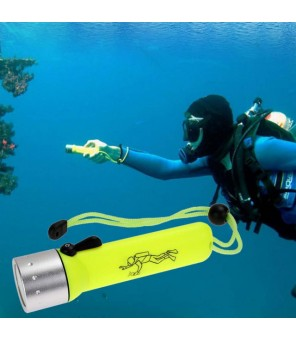 Povandeninis žibintuvėlis Cree XPE Q5