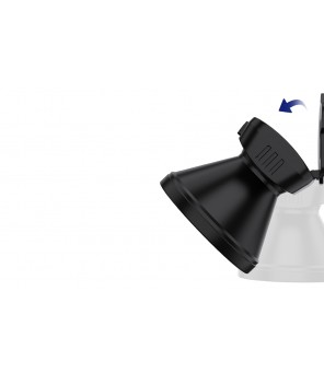 Supfire HL51 galvenais lukturis