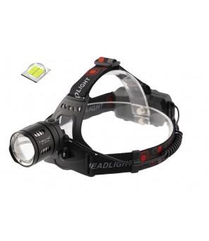 Lukturis XHP50 ar fokusējamu tālummaiņu